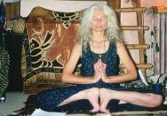 Lotus birth - Image: Yogini Parvati