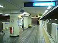 Yokohama-municipal-subway-B14-Yoshinocho-station-platform.jpg