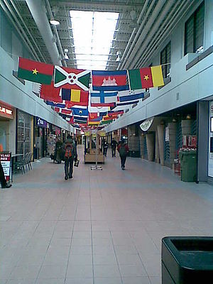Multicultural Week at York Lanes