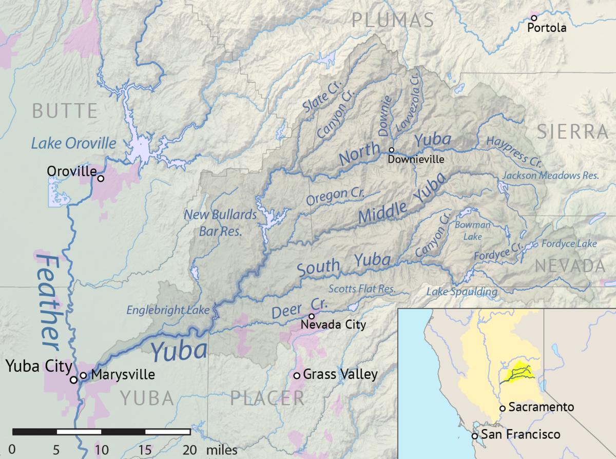 Middle Yuba River