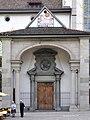 Zürich - Predigerkirche IMG 2288.jpg