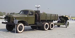 ZiS-151 Type of truck