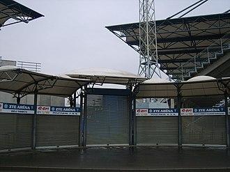 Zalaegerszegi TE - Arena Entry