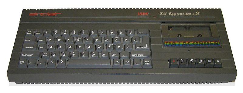 ZX Spectrum +2