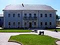 Zbarazh Ternopilska-castle palace-front view.jpg