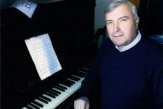 Zef Çoba Albanian conductor/composer