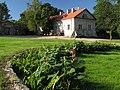Zespół pałacowy i folwarczny, XVIII-XIX Pałac Korczew 04 JoannaPyka.JPG