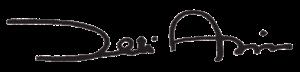 Zeti Akhtar Aziz - Image: Zeti Akhtar Aziz Signature 11 March 2015