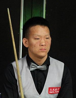 Zhang Yong (snooker player) - Paul Hunter Classic 2017