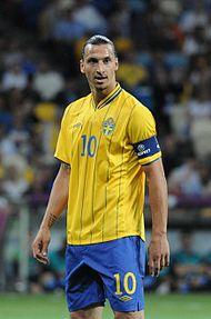 Zlatan Ibrahimović var helt avgörande för Sveriges avancemang till EM 2016. bcecbe2eb6c81