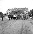 Zoltan Gerenčer - Osvoboditev Murske Sobote 1945.jpg