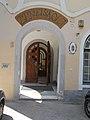 Zsolt Nándor Zene- és Művészeti Iskola bejárata, Esztergom.jpg