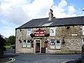 """""""Dog and Partridge, Back Lane, Accrington - geograph.org.uk - 530300.jpg"""