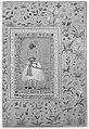 """Portrait of Maharaja Bhim Kanwar"", Folio from the Shah Jahan Album MET 219245.jpg"
