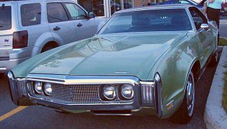 Oldsmobile Toronado - 1970 Oldsmobile Toronado