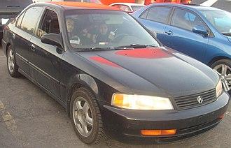Acura EL - 1997–1998 Acura 1.6EL