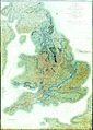 'Strata of England and Wales' The William Smith Geological Map - Adjusted for clarity YORYM 2004 25.jpg