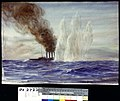 "' ""Southampton"" at the Battle of Jutland' RMG PV2723.jpg"