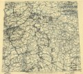 (April 8, 1945), HQ Twelfth Army Group situation map. LOC 2004631929.tif