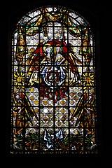 Église Notre-Dame-des-Ardilliers - Saumur - Instruments de la Passion - Couronne d'épines.jpg