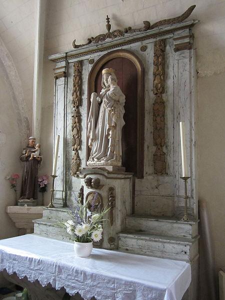 Église Notre-Dame des Moitiers d'Alonne
