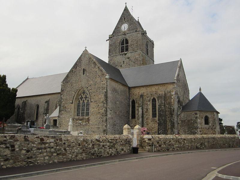église Saint-Georges de fr:Néhou