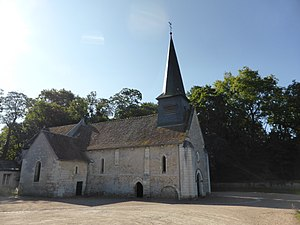 Église Saint-Germain de Civray-de-Touraine.JPG
