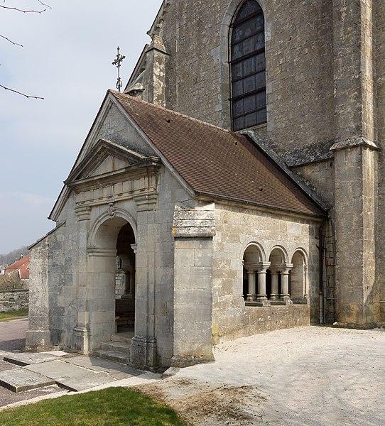 Église Saint-Louvent d'Andelot,  (Inscrit, 1925)