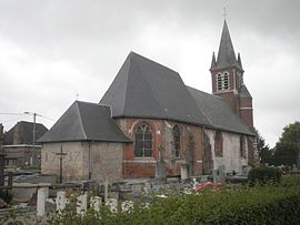 Church of St.Martin and Commonwealth war graves