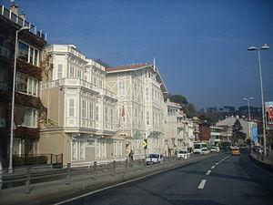Büyükdere, Sarıyer - Sadberk Hanım Museum.