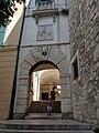 Šibenik - gradska Nova vrata.jpg