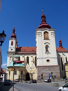 Kostel Nanebevzetí Panny Marie (Žatec) – Wikipedie