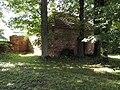 Židovský hřbitov u Měchnova, márnice.JPG