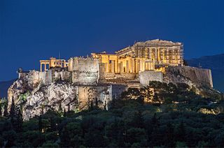 Overview of and topical guide to ancient Greece