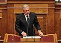 Ομιλία ΥΠΕΞ Δ. Αβραμόπουλου στη Βουλή (8170271842).jpg