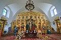 Іллінська церква — церква в селі Суботів Чигиринського району Черкаської області, інтер'єр-2.jpg