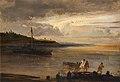 Алексей К. Саврасов - Судовладельцы по Волге (1881).jpg