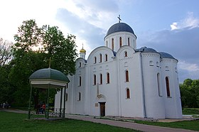 Image illustrative de l'article Église Saint-Boris-et-Saint-Gleb (Tchernigov)