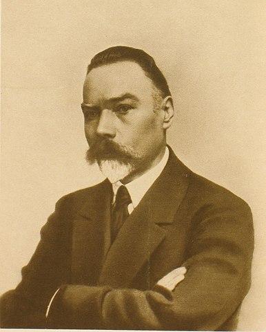 Брюсов в 1910-х годах