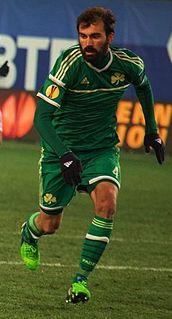 Giorgos Koutroubis Greek footballer