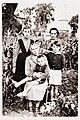 Діти Ростислава Волошина з Зінаїдою Левицькою, 1946 рік.jpg