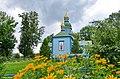 Житні Гори. Церква Йосипа Обручника. 1766 р. Квіти.jpg