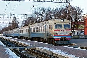 Chernihiv–Ovruch railway