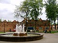 Здания торговых рядов, площадь Советская, 2, Клин, Московская область.jpg