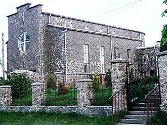 Sarny - Image: Католический костел Ровенская обл. г Сарны