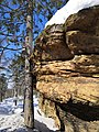 Пермский край Каменный город в марте 1.jpg
