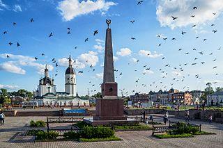 Город Канск (Фоторепортаж)