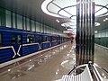 """Поезд на станции """"Стрелка"""".jpg"""
