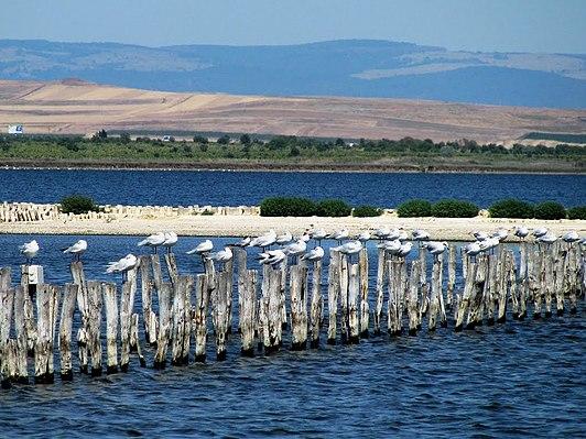 Lake Pomorie