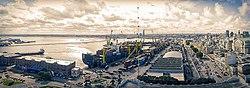 Порт города Монтевидео.jpg
